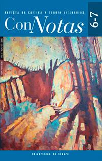 Ver Núm. 6-7 (2006): Connotas. Revista de crítica y teoría literarias
