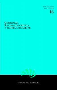 Ver Núm. 16 (2016): Connotas. Revista de crítica y teoría literarias